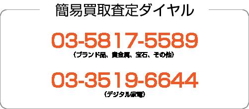 査定電話番号